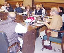 Shehbaz, Nisar moot over PTI march
