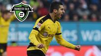 Manchester United improve offer for Henrikh Mkhitaryan - Dortmund CEO
