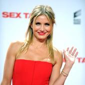 Cameron Diaz so scared before release of first book