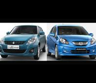 Maruti Dzire vs Honda Amaze: Who wins the showdown?