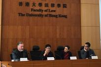 The University of Hong Kong Holds Conference on Spectacular Law