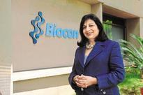 Kiran Mazumdar-Shaw shuts up her Twitter trolls with Biocon stock rally