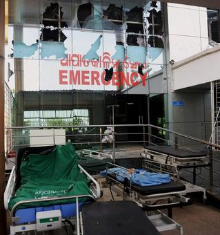 Bhubaneswar's tragedy-hit hospital had no fire safety clearance