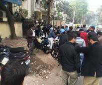 Demonetisation: As people wait, banks run out of money