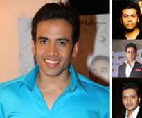 Bollywood pours love on social media for Tusshar Kapoors baby boy