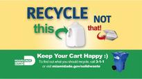 Miami-Dade County receives recognition for recycling education program