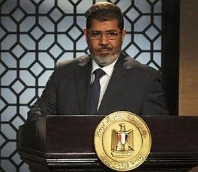 Fmr Egypt President Morsi sentenced to 40 yrs in jail