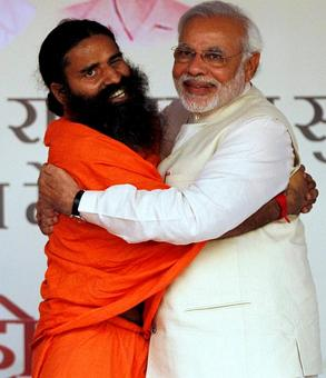 As Modi's political stock rises, so does Ramdev's business empire