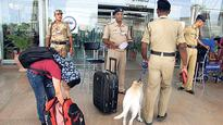 Pistol cartridges, gold seized at Jaipur airport