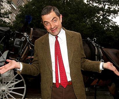 Rowan Atkinson to become dad at 62