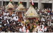 ISKCON to hold Jagannath rath yatra in Mumbai tomorrow