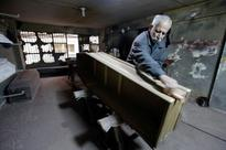 Lack of customers final nail for Lebanon coffin maker