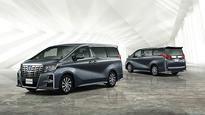 Toyota Alphard Luxury MPV Likely To Launch In India