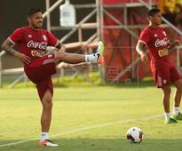 FÚTBOL BETIS - El defensor peruano Vargas se desvincula del Real Betis