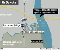 'A big victory for water protectors:' Dakota Access Pipeline construction halted