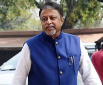 Mukul Roy back as Trinamool vice-president