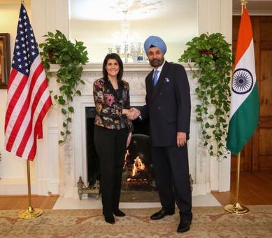 Sky is the limit for India-US relationship, says Nikki Haley