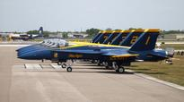 Blue Angels announce team's airshow return Independence Day weekend