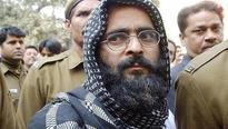 DU professor SAR Geelani booked over Afzal Guru function