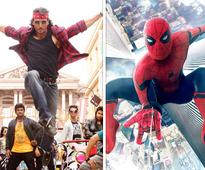 Ex-Superhero Tiger Shroff to take on current Superhero Spider-Man