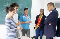Hanban ties up with University of West Indies