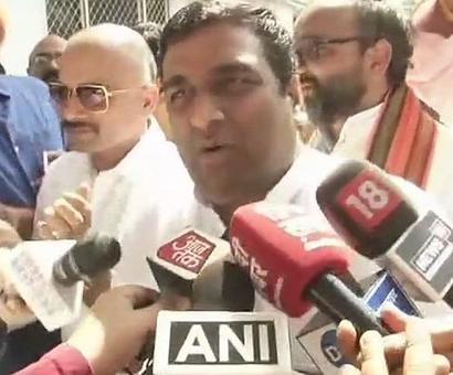 LIVE! RS polls: BSP MLA votes for BJP