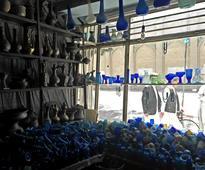 The history shop of Herat