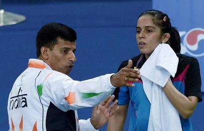 Saina can excel under any coach, says Vimal Kumar