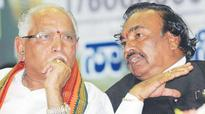 BJP cadre to BS Yeddyurappa: Set the house in order
