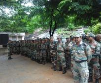Army deployed in Hyderabad; NDRF on standby