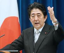 Japan's ruling party to extend leadership terms to 9 years