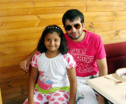 Spotted: Jay Bhanushali in Aamby Valley