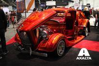 Axalta Revs Up Its Custom Car Show Season in Pomona, California