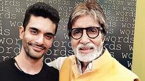 'We bonded on sports!' Angad Bedi on partying with Amitabh Bachchan