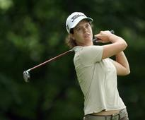 Olympic women's golf under way after 116 years