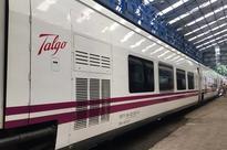 Talgo takes 12 hours 7 minutes for Delhi-Mumbai journey