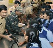 Police create awareness on weapons and vehicles