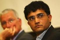 Sourav Ganguly named new CAB president