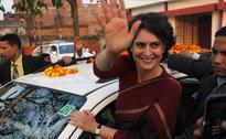 Priyanka Gandhi Attends Congress Strategy Meeting Ahead Of Uttar Pradesh Polls