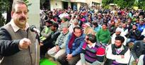 Rana slams PDP-BJP for challenging pride, dignity of Kashmiris, Dogras, Ladakhis