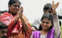 Gift Jagan poll win, Vijayalakshmi urges people