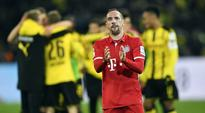 Franck Ribery extends Bayern Munich contract by a year to 2018
