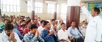 Parliamentarians should raise regularisation issue of DRWs: NMC