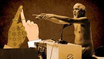 Is ML Khattar saffronising Haryana politics? Jain monk delivers sermon in Assembly