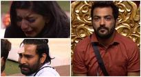 Bigg Boss 10: Manoj Punjabi's exit leaves Manveer Gurjar, Mona Lisa teary-eyed