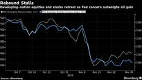 Emerging-Market Stocks Drop as Fed Outlook Outweighs Oil Rally