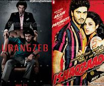 AURANGZEB fails to emulate ISHAQZAADE!