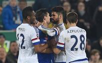Everton player says Diego Costa didn't bite him