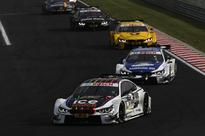 Marco Wittmann scores valuable points for BMW in the DTM title battle at Hungaroring