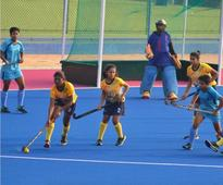 7th Sub Jr Women's National C'ship: UP Hockey beat Sports Authority of India 3-1
